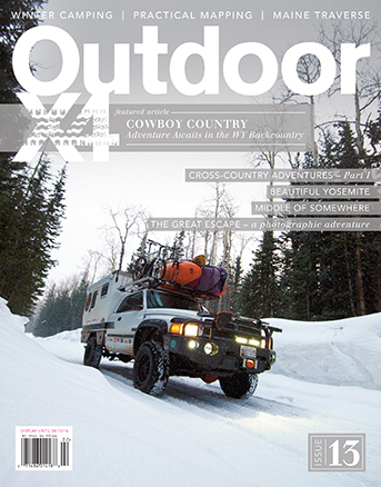Issue 13 - Camping America, Outdoor Adventure Magazine