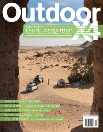 Issue 2 - Overland Vehicles, Off Road Camping Magazine
