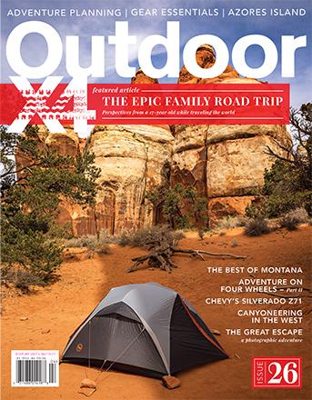Outdoor Magazine Overlanding Adventure Outdoorx4