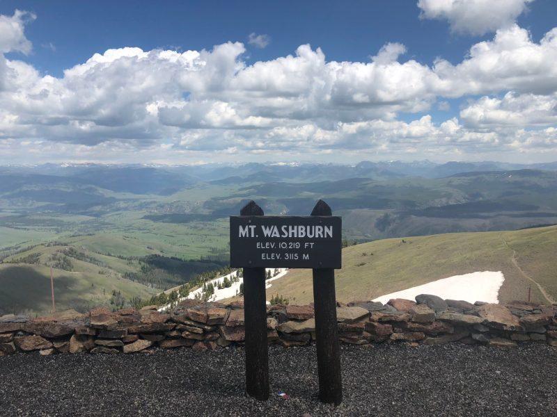 Yellowstone, Mt. Washburn, Hiking, Outdoorz.Life
