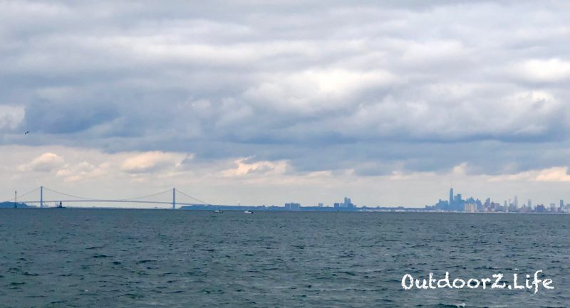 Manhattan, Verrazzano Narrows Bridge, Sandy Hook, Outdoorzlife
