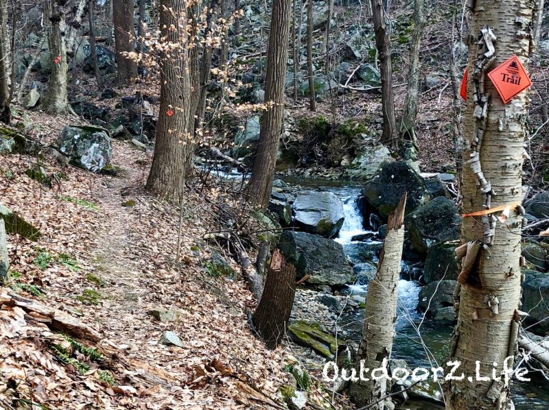 Musconetcong River Gorge, Hiking, stream, OutdoorZ.Life