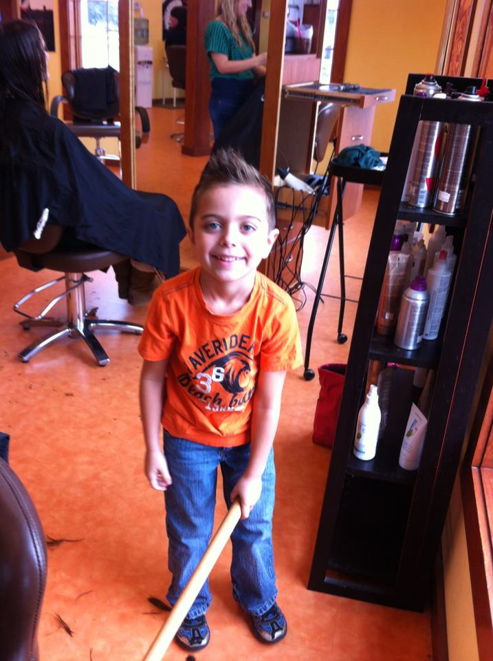 Tear Free Haircuts For Children At Hairoics Outer Banks