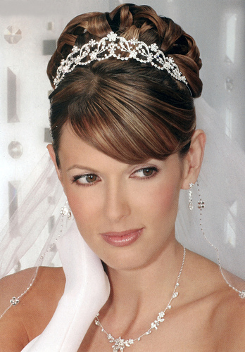 Hairstyles For Your Wedding : Choosing the perfect hairstyle for your wedding day! hairoics