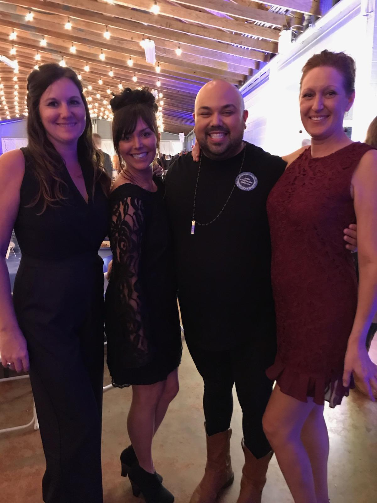 Hairoics staff at Wags and Whiskers Fundraiser
