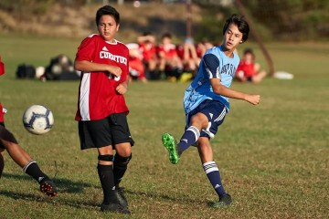 FFMS Seahawks soccer remain undefeated with win over Currituck County