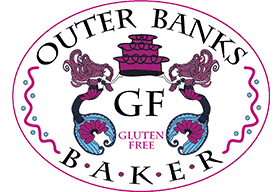 Outer Banks Gluten Free Wedding Cakes