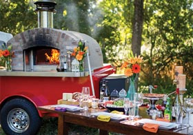 Cosmos Mobile Oven