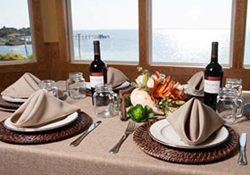 Sunset Grille Raw Bar OBX wedding venue