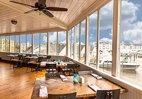 Blue Water Grill Wedding Venue OBX