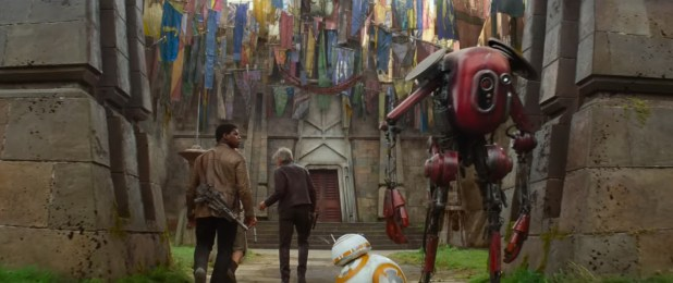 Star Wars: The Force Awakens Screenshot