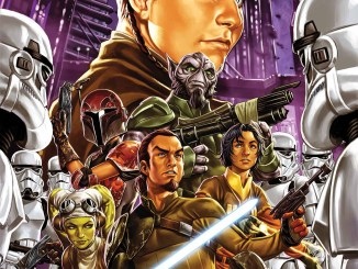 Marvel Star Wars March 2016 Solicitations