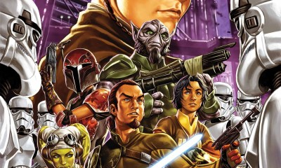 Marvel Star Wars March 2016 Solicitations