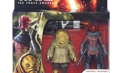 New Hasbro The Force Awakens Figures