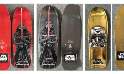 Santa Cruz Star Wars SDCC Exclusives