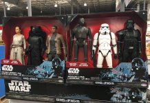 Rogue One Big-Fig Packs