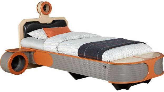 Star Wars Landspeeder Bed