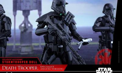Death Trooper Specialist Figure
