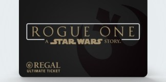 Rogue One Advanced Ticket Sales