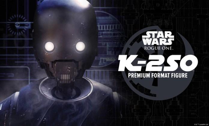 K-2SO Premium Format Figure