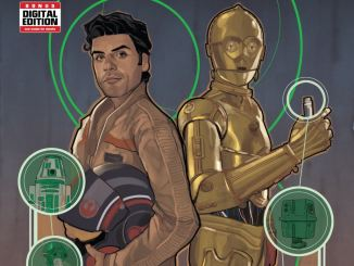 Poe Dameron 9 Preview