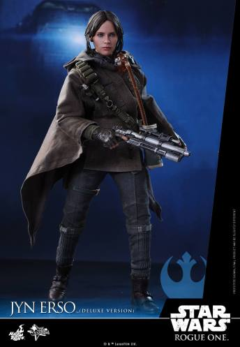 Hot Toys Jyn Erso Deluxe Edition