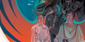 Rogue One Comic Book