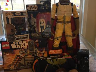 Star Wars Toy Sales