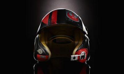 Black Series Poe Dameron Electronic Helmet