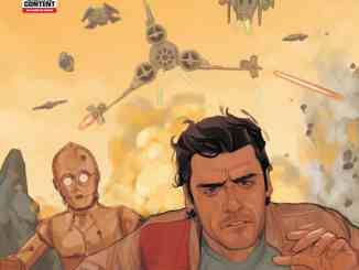 Poe Dameron 12 Preview