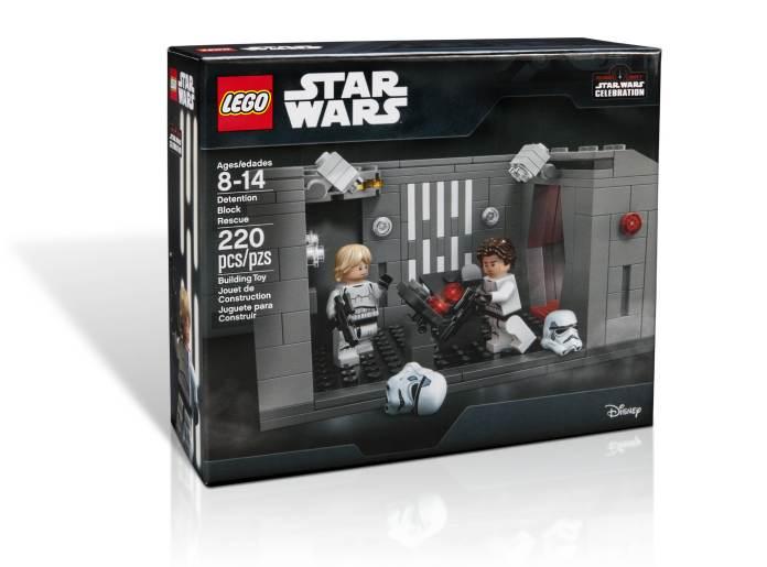 LEGO Detention Block Rescue
