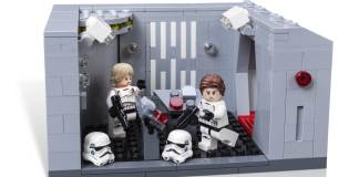 LEGO Detention Block Rescue