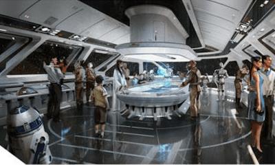 Luxury Star Wars Resort