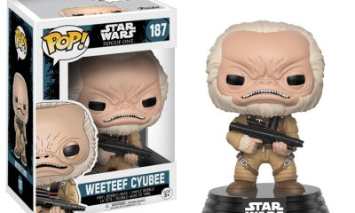 Rogue One POP Vinyl Figures