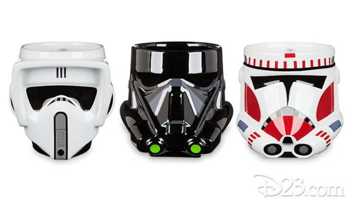 D23 Star Wars Exclusives