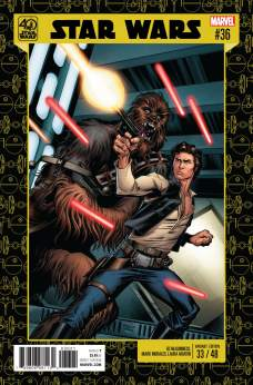 Star Wars 36 Variant Cover