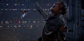 Luke Skywalker loses his hand (The Empire Strikes Back)