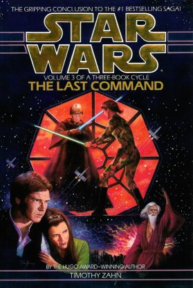 Star Wars: The Last Command Cover