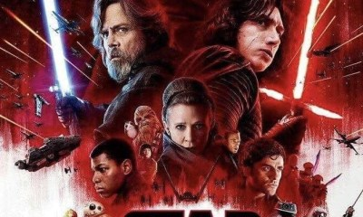 The Official International Star Wars: The Last Jedi Poster