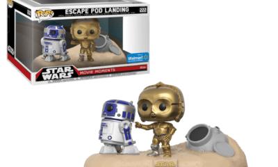 Escape Pod Landing