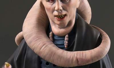 Star Wars: Return of the Jedi Bib Fortuna Bust by Gentle Giant