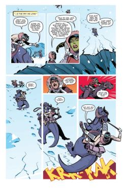 Star Wars: Forces of Destiny - Leia - page 6
