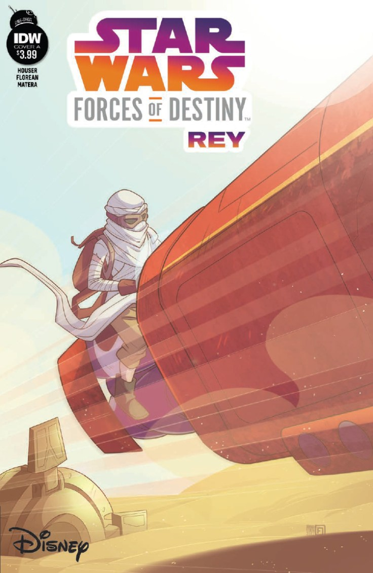 Star Wars: Forces of Destiny – Rey