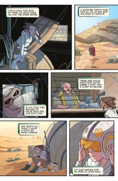 Star Wars: Forces of Destiny – Rey page 2
