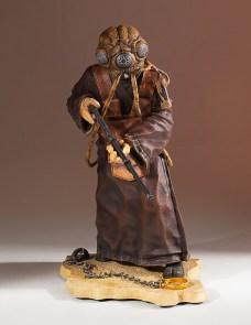 Zuckuss Collector's Gallery Statue