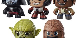 Star Wars Mighty Muggs Action Figures Wave 2