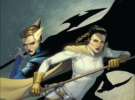 Star Wars 43 Preview Cover