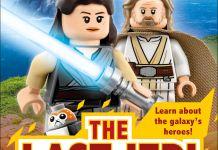 DK Readers L2: LEGO Star Wars: The Last Jedi