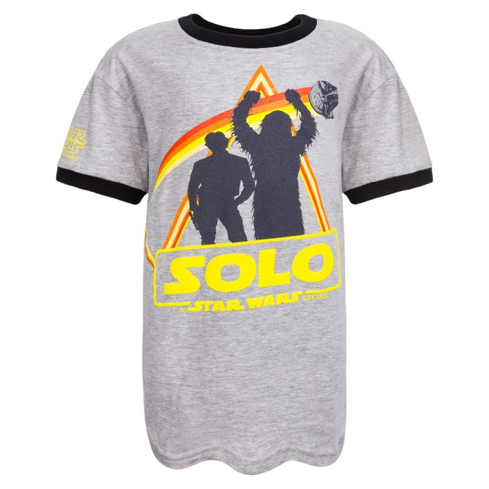 Force for Change Solo: A Star Wars Story Tees
