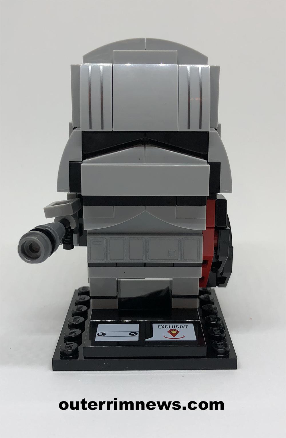 LEGO Brickheadz Captain Phasma 001